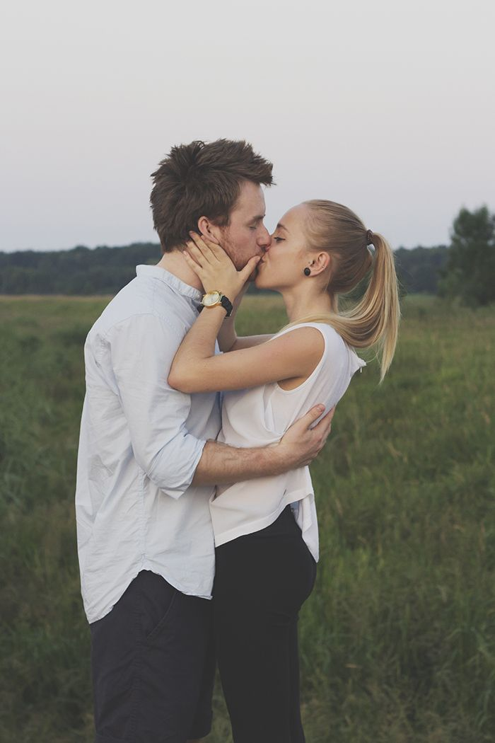 Gosia&Robert  #love #engagement #miłość #sesjanarzeczeńska #kiss