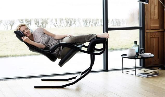 17 mejores ideas sobre sillas reclinables en pinterest - Sillon gravedad cero ...