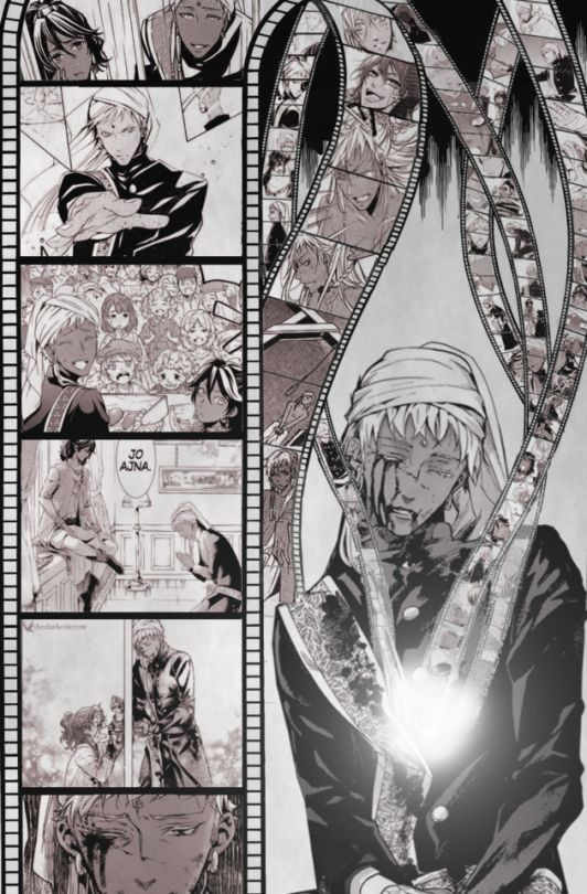 The Darkest Crow SPOILERS FOR THOSE WHO HAVEN'T READ THE MANGA