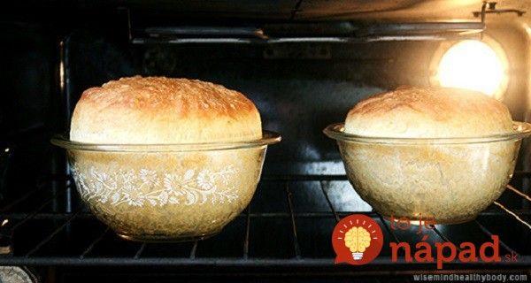Jednoduchý recept na prípravu domáceho chlebíka, ktorý zvládne skutočne každý.