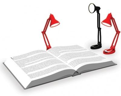 Мини лампа для чтения «Крошка Тим»