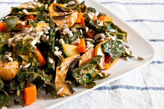 ... about Coo Coo For Kale on Pinterest | Kale salads, Kale chips and Kale