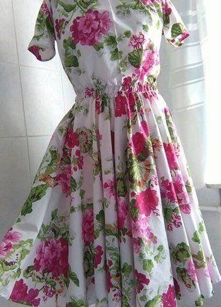 Kup mój przedmiot na #vintedpl http://www.vinted.pl/damska-odziez/krotkie-sukienki/18895336-sukienka-hiszpanka