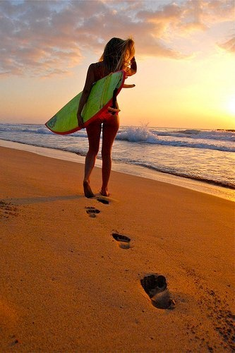 ☼ Here Comes The Sun ☼ Surfer Girl ☼Surf Girls, Surf Up, Dreams, The Ocean, At The Beach, Summer, Sun Kisses, Surfers Girls, The Waves