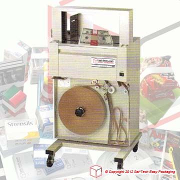 STEP Band 1200 Banding Machine 30mm . STEP Band 1200 banding machine for fast and reliable banding applications where speed and precision is a must.