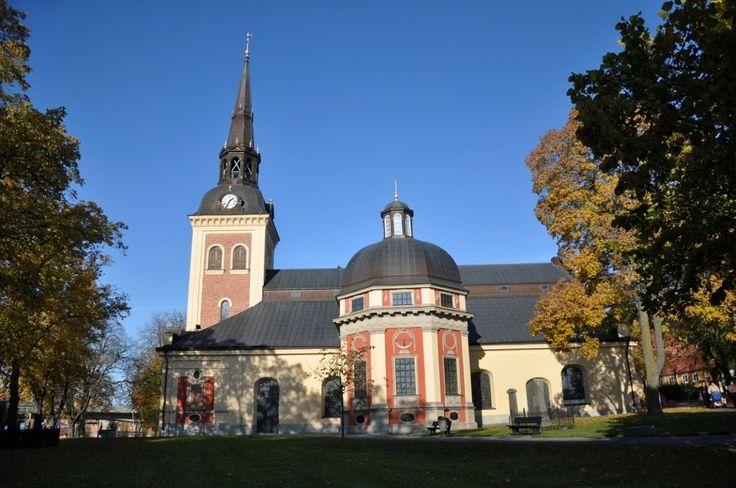 Ruslan Nekrasov Kerk Södertälje Kerk Södertälje