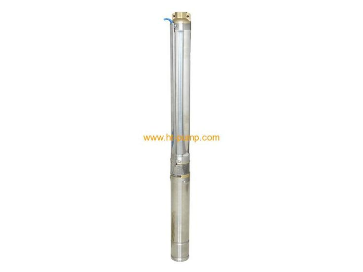 3 Inch Borehole Pumps 75QJ2  Max. head: 106m  Max. flow: 2 m3/h  Power: upto 1.5 Hp  Application:  For water supply from wells or reservoirs.  For domestic use, for civil and industrial applications.  For garden use and irrigation.