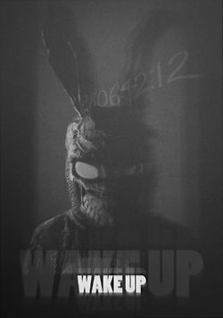 donnie dark/frank the rabbit