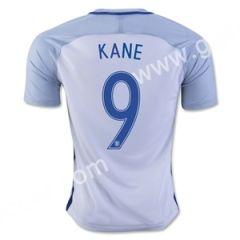 2016 European Cup England KANE Home White Thailand Soccer Jersey