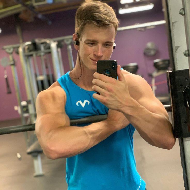 Pin by The Queen of Shade on Ben Petersen | Bodybuilding