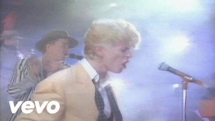 David Bowie - Modern Love. Que putada y que tristes nos deja. Cuanto lo sentimos en ABACADAE MODAS. Uno de los grandes que nos deja. Nuestro homenaje.