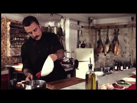 ▶ In cucina con Chef Rubio - Trippa al sugo (callos con tomate) - YouTube