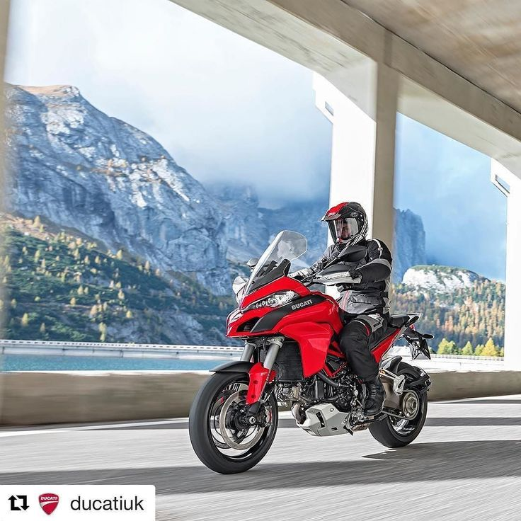 Receive a 1000 Ducati Performance voucher or 1000 Deposit Contribution when you purchase a Multistrada 1200 by the 30th of June.   #Ducati #Multistrada #Multistrada1200 #TriOptions http://ift.tt/2tQOfju