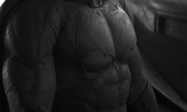 This is Ben Affleck as Batman, and this is his Batmobile | The Verge