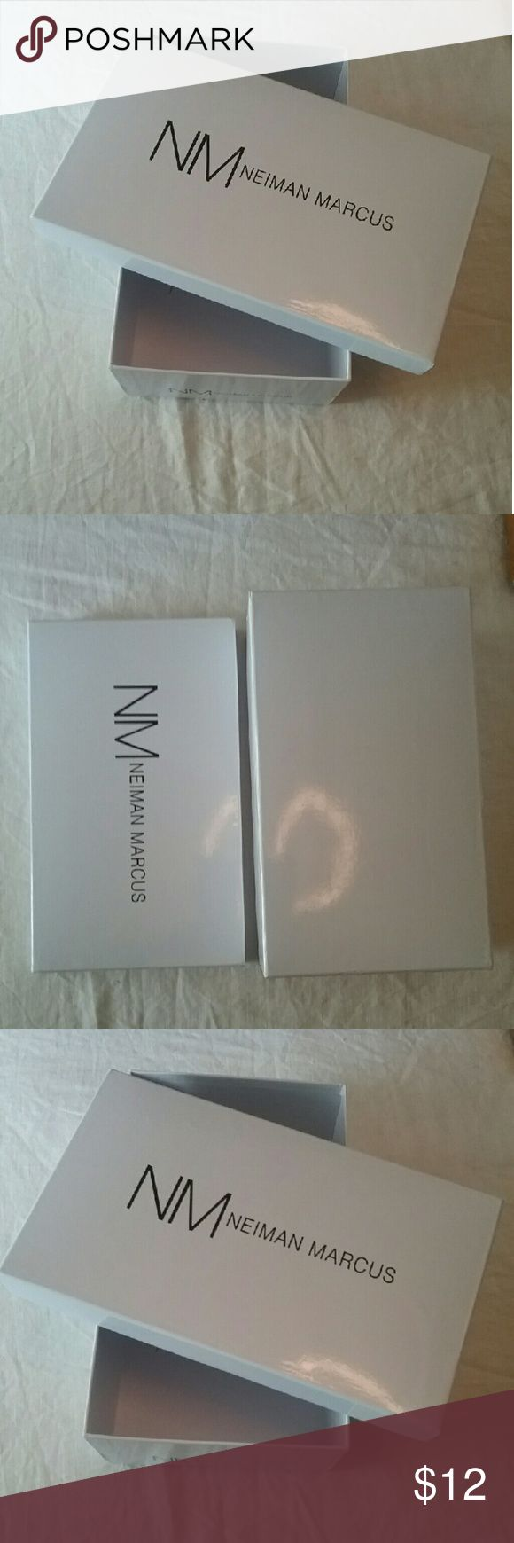 NM Neiman Marcus Empty Box NM empty shoe Box  Great condition Neiman Marcus Other