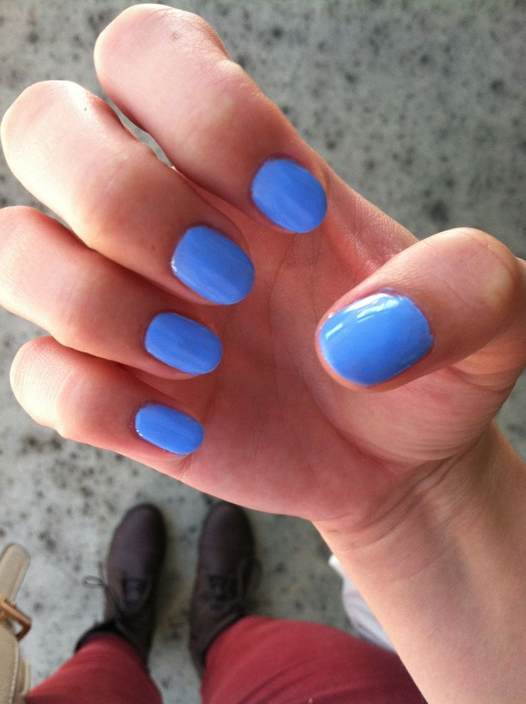 Bright Blue Color Blocking On One Wall And Ceiling: Best 25+ Bright Blue Nails Ideas On Pinterest