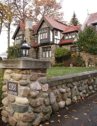 The Victorian Tudor Inn #bedandbreakfast #ohio #gayownedaccommodations #gaytravel