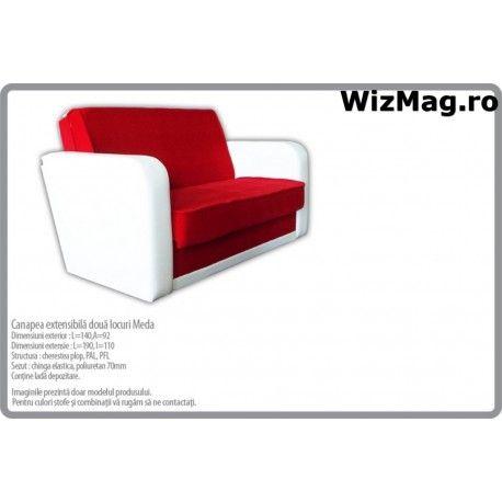 Canapea extensibila Meda WIZ 019