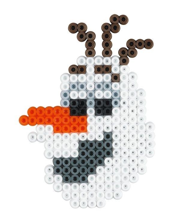 Olaf - Disney Frozen Gift Set Hama Beads 7957