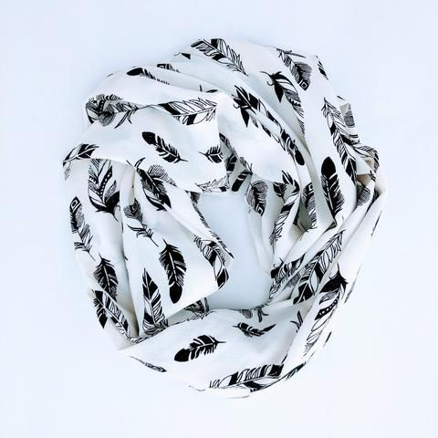 Lightweight Circle Scarf
