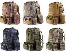 Ofertas -  Outdoor 60L Molle System Combination Tactical Backpack outdoor camping adventure: $56.98End Date: Aug-03… Envio Internacional -