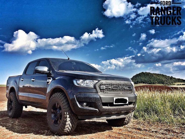 """1,013 curtidas, 20 comentários - Ford Ranger Trucks® (@fordrangertrucks) no Instagram: """"FRT® 📑 NOVA RANGER enviada pelo amigo LEONARDO KUNTZ..!! ➖➖➖ 🚘 Ford / Nova Ranger CD XLT ⚙️ Motor…"""""""