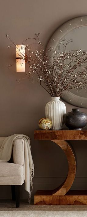 Decorating with Earth Tones