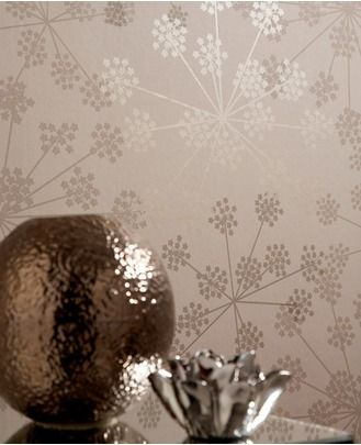Wallpaper for the bed room from graham brown.com