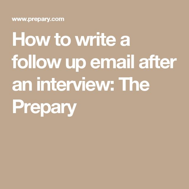 How To Follow Up After An Interview: Best 20+ Sample Thank You Notes Ideas On Pinterest