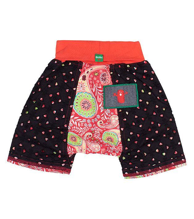 Bootilish Short, Oishi-m Clothing for Kids, Spring 2014, www.oishi-m.com