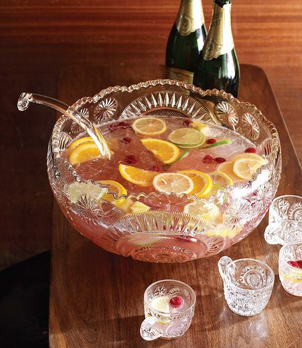 Gin Punch from Speakeasy by Jason Kosmas and Dushan Zaric