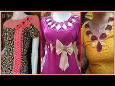 Latest Churidar Suit Neck designs 2017 | Kurta | Kurti Neck Designs | Today Fashion - YouTube