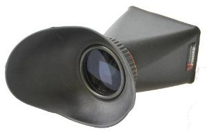 CowboyStudio LCD Viewfinder for Canon 5D Mark II and 7D and the Nikon D90 and D300s Digital SLR Cameras (CA0601) - http://electmecameras.com/camera-photo-video/accessories/darkroom-supplies/cowboystudio-lcd-viewfinder-for-canon-5d-mark-ii-and-7d-and-the-nikon-d90-and-d300s-digital-slr-cameras-ca0601-com/