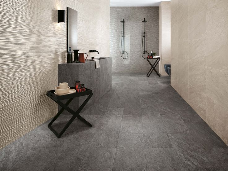 BRAVE | Stone Look - Home Bathroom - YouTube