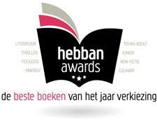 Er kan gestemd worden voor de Hebban Awards 2015: de beste boeken van het jaar.