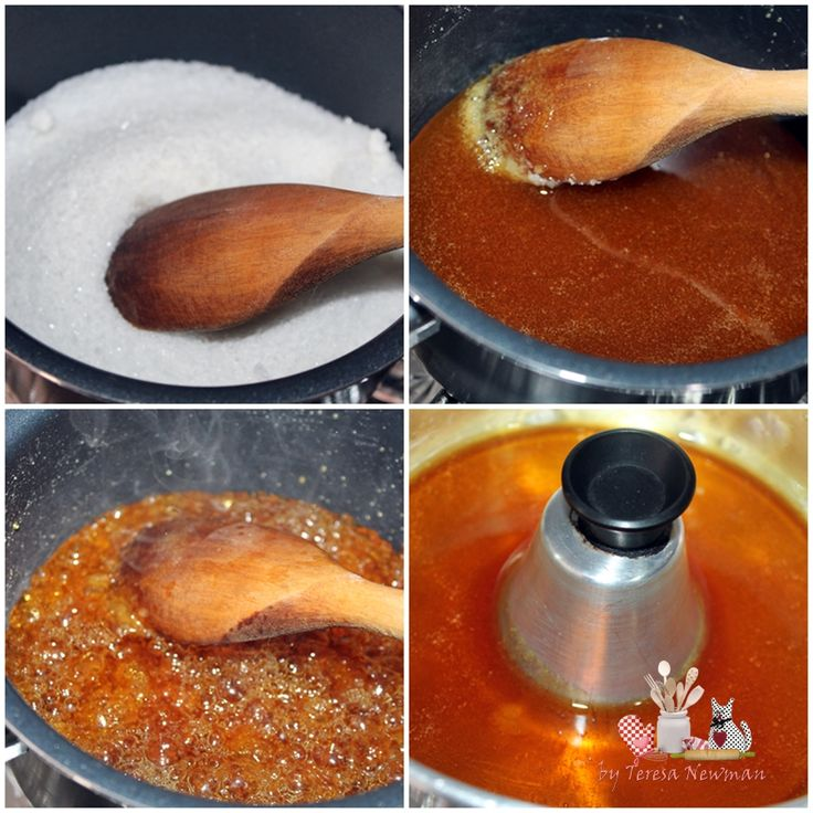 Veja aqui dicas de como fazer uma calda de caramelo perfeita.