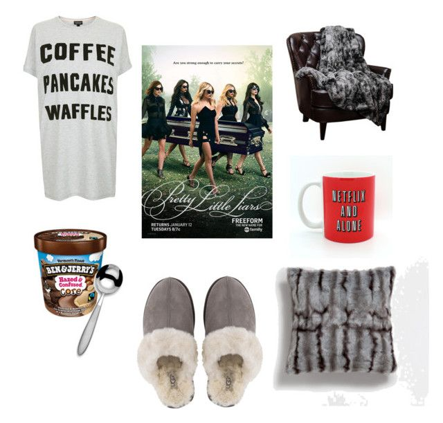 """""""Sunday Funday"""" by laczolaura on Polyvore featuring interior, interiors, interior design, home, home decor, interior decorating, Zara Home, UGG, Topshop and Elia"""
