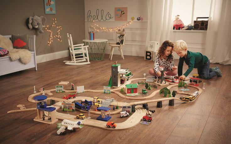 Pour Noël, Lidl lance sa nouvelle ligne de jouets en bois