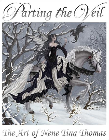 Parting the Veil ~ Nene Thomas