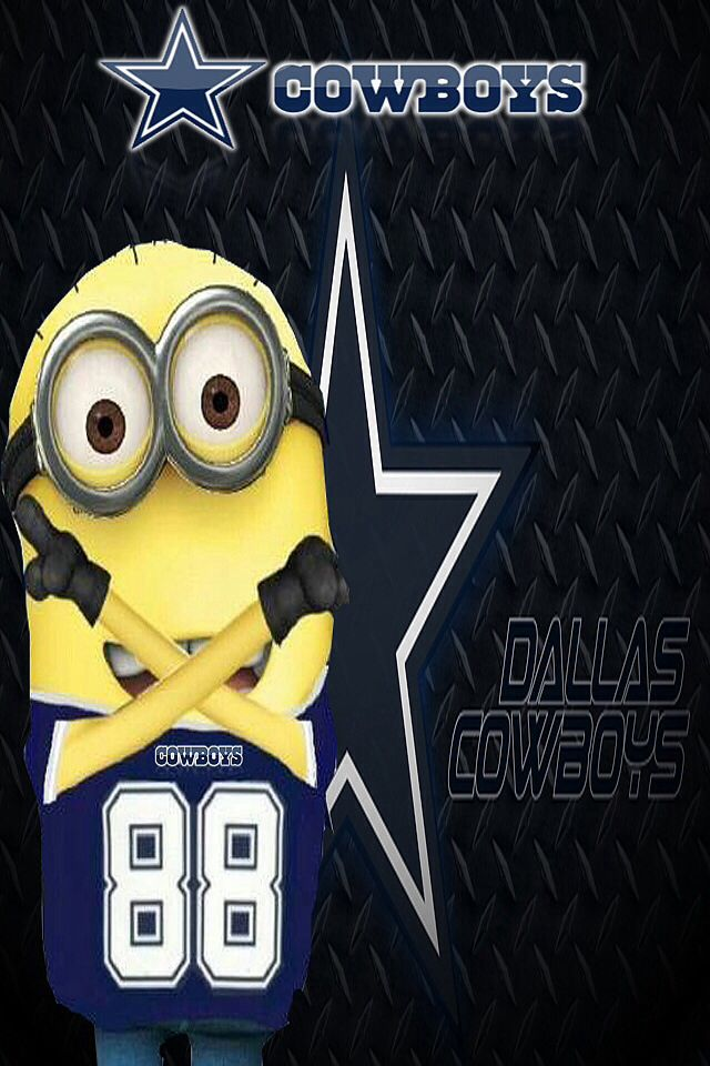 Dallas cowboys minion