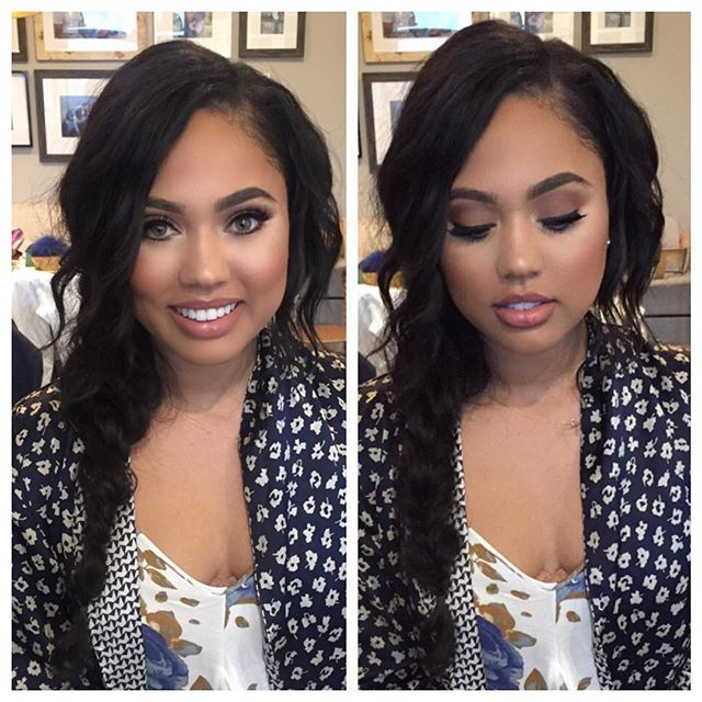 Wedding Hairstyles App: Thank You So Much @ashleybias And @hairbydreeze For My