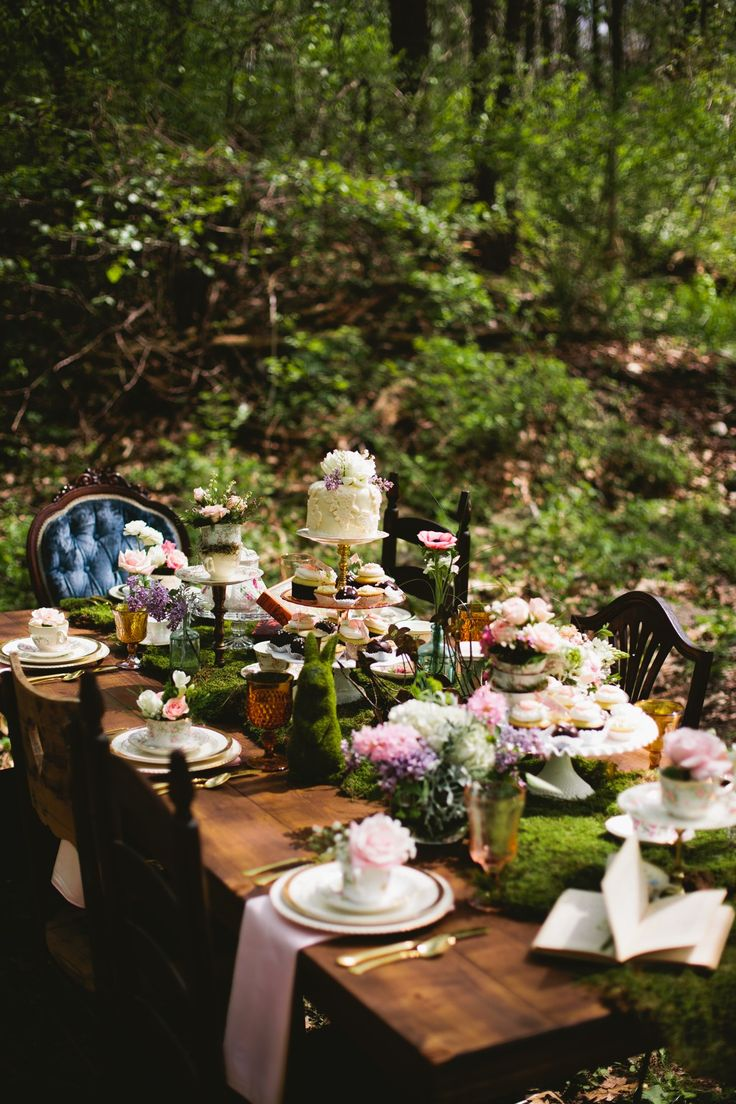 "ALICE IN WONDERLAND | STYLED SHOOT | WALDENWOODS RESORT   ""Actually, the best gift you could have given her was a lifetime of adventures."" -Lewis Carroll, Alice in Wonderland Photographers Matt and Ashley Photography  