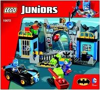 Junior - Batman Defend the Batcave [Lego 10672]
