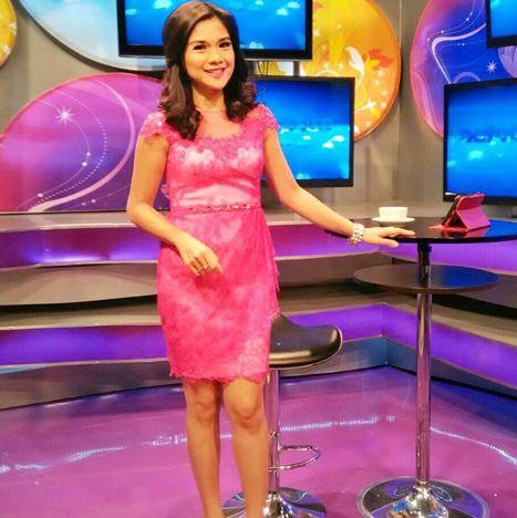Dewi Kumala from seleb.kom in #Namayinda. #youxnamayinda