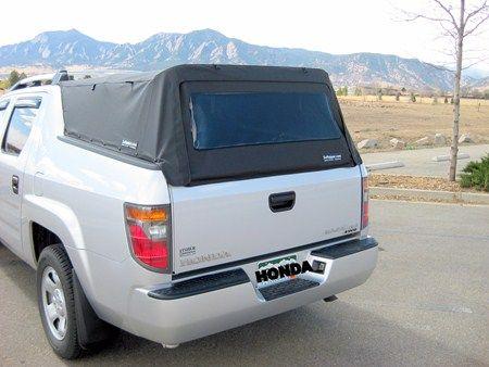 Honda Ridgeline Soft Top | Honda Ridgeline Truck Toppers Shell Cap | Softopper | Wish list ...