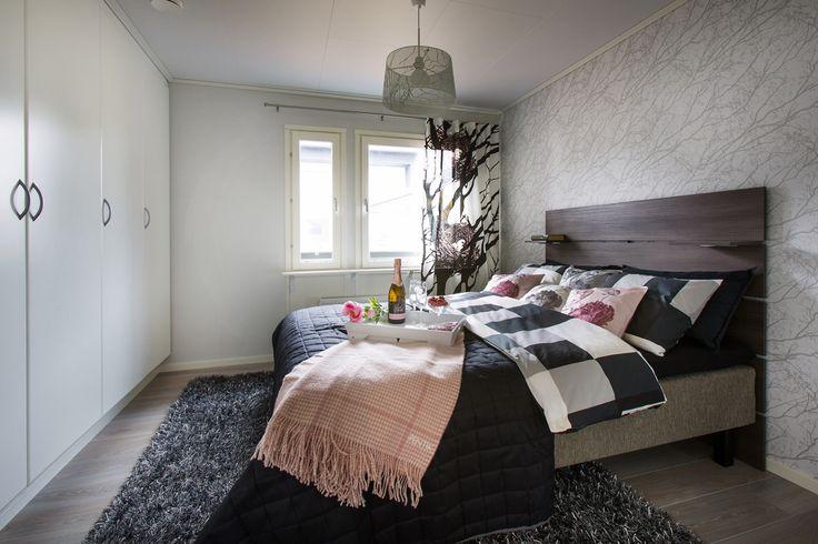 Älvsbyhus sovrum
