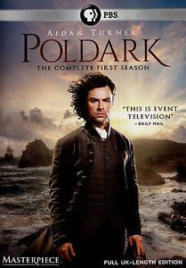 POLDARK  (DVD 2015) Season 1