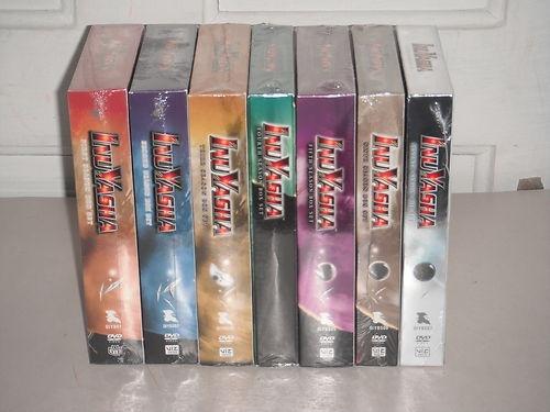 Inu Yasha Complete Collection Season 12345