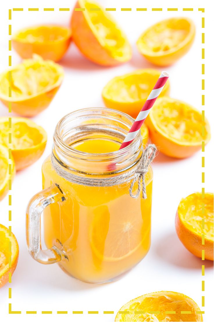 Szklanka witaminy C każdego dnia może ochronić Was przed przeziębieniem! ;)