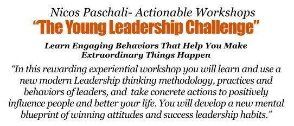 Building leadership for young adults and entrepreneurs!